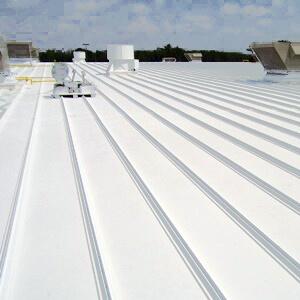 Kansas City Metal Flat Roof Services