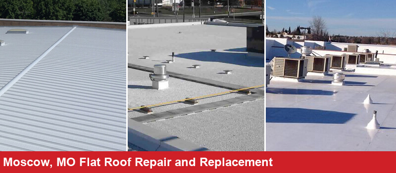 Moscow Mo Flat Roof Repair And Replacement